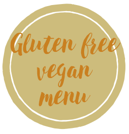 Gluten free vegan menu - Artemisa Restaurants