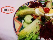 Artemisa buds salad