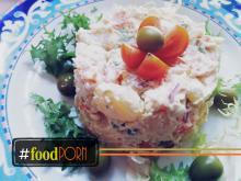 Russian salad Artemisa
